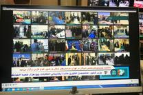 تلاش شبکه های استانی و سراسری برای پوشش حداکثری حضور مردم در پای صندوق های رای