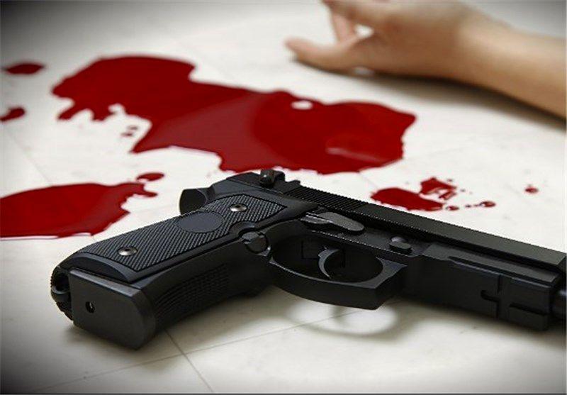 قتل همسر با سلاح گرم در شیراز!
