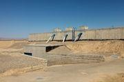 بهره برداری از مخزن 2 هزار مترمکعبی شبکه آب در منطقه کویری جرقویه