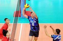 تیم ملی والیبال ایران  به نیمه نهایی AVC کاپ راه یافت