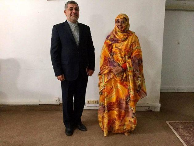 سفیر ایران با وزیر کشاورزی موریتانی رایزنی کرد
