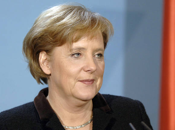 آنگلا مرکل صدر اعظم آلمان شد