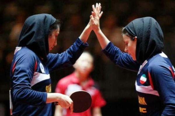 تور ایرانی تنیس روی میز بانوان کشور در گرگان برگزار میشود