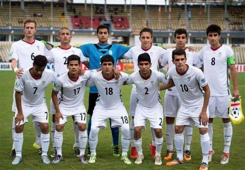 ساعت بازی های دوستانه نوجوانان ایران و عمان مشخص شد
