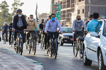 همراهی شهردار قم با طرح سهشنبههای بدون خودرو