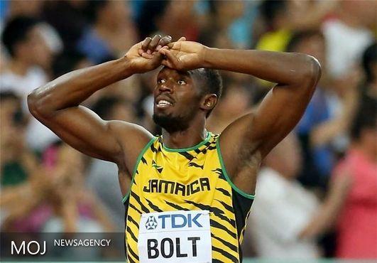 اوسین بولت در آستانه از دست دادن المپیک ریو قرار گرفت