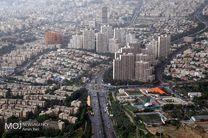 کیفیت هوای تهران در 4 مرداد سالم است