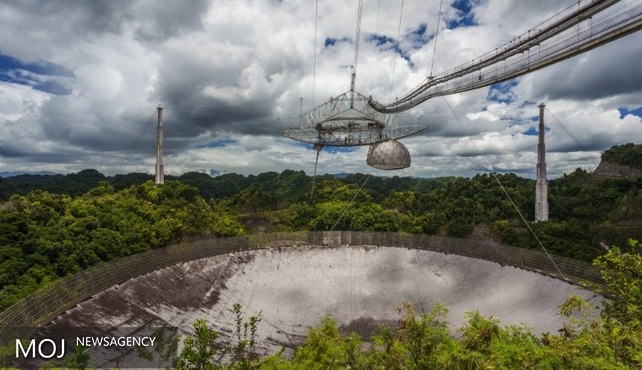 نخستین تصویر عالم از قدرتمندترین تلسکوپ رادیویی جهان منتشر شد