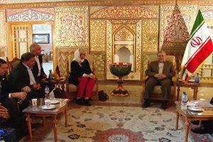 همکاریهای هوا-فضا بین اصفهان و ایالت باواریای آلمان گسترش خواهد یافت