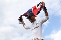 قهرمانی لویس همیلتون در مسابقات گرندپری فرمول یک چین