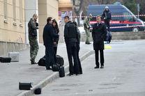 تخلیه یک ساختمان در سنپترزبوگ در پی کشف بمب/انفجار در نزدیکی مدرسهای در روستوف روسیه