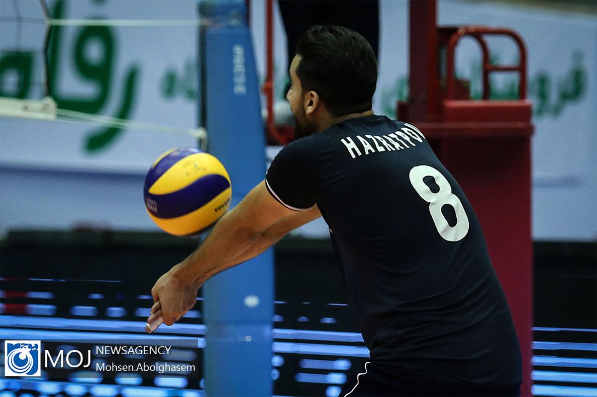 جدیدترین رنکینگ جهانی والیبال/ ایران یک رده سقوط کرد