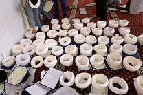 برگزاری مراسم عمامه گذاری ۶۰ نفر از طلاب هرمزگان