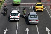 ترافیک سنگین در محور شهریار به تهران