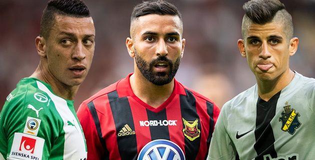 نامزدهای بهترین بازیکن ماه لیگ سوئد/ سامان قدوس در بین بهترین ها قرار گرفت