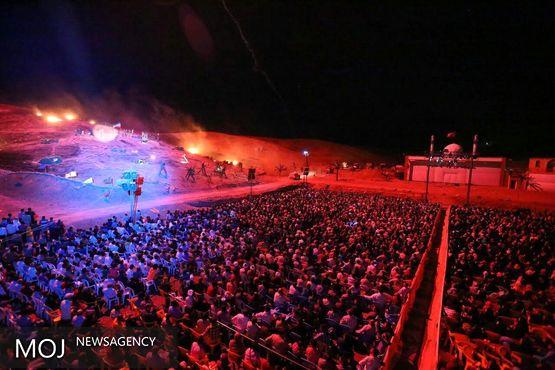 اتفاق جالب در نمایش «فصل شیدایی» / استقبال ۲۵ هزار نفری