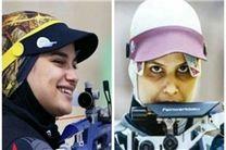 ترکیب تیم ملی تفنگ برای بازیهای کشورهای اسلامی مشخص شد