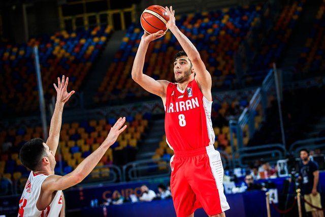ایران نایب قهرمان کاپ آسیا شد
