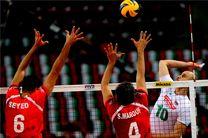 نتیجه بازی والیبال ایران و بلغارستان/ شکست تیم ملی والیبال ایران مقابل بلغارستان