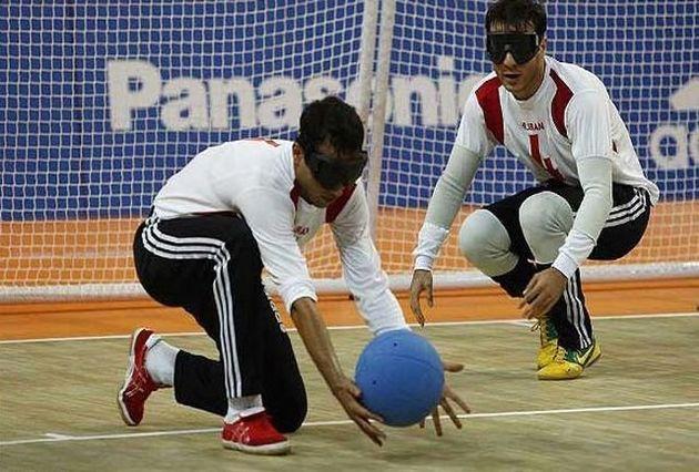تیم ملی گلبال مردان جهانی شد