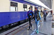 قطار گردشگری به صورت دائمی در ایام عید در مازندران فعال است