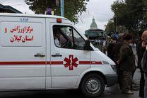 تهاجم و ضرب شتم تکنسین های  115 لوشان توسط همراهان بیمار