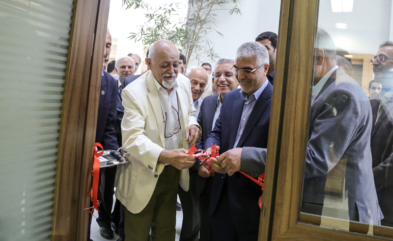 دبیرخانه فرهنگستان علوم جهان اسلام (TWAS) افتتاح شد