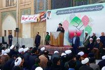 سپاه مظهر عزت و عظمت ملت ایران است