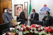 تجلیل از ایثارگران شرکت گاز یزد