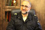 کسب رتبه اول پلیس راه یزد در کاهش تلفات جاده ای کشور