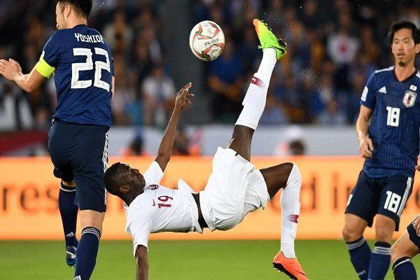 نتیجه بازی قطر و ژاپن/ قطر قهرمان آسیا شد