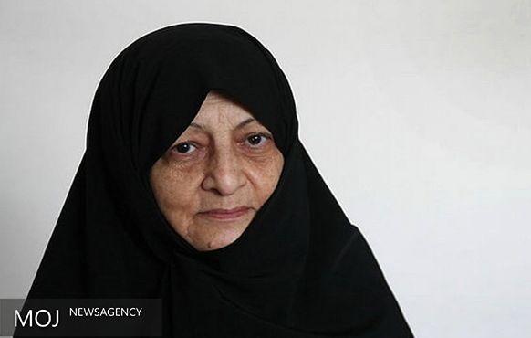 همسر شهید رجایی در بیمارستان بستری شد