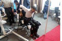 رویای راه رفتن دوباره با ربات ایرانی محقق می شود