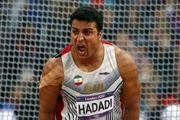 احسان حدادی در مسابقات فصل جدید آمریکا دومین قهرمانی را کسب کرد