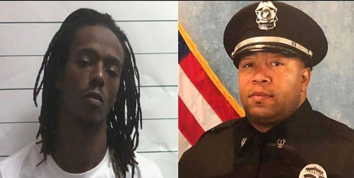 یک افسر پلیس آمریکا به دلیل تذکر به فرد بدون ماسک کشته شد