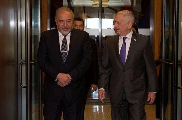 رایزنی وزرای دفاع و جنگ آمریکا و اسرائیل درباره ایران