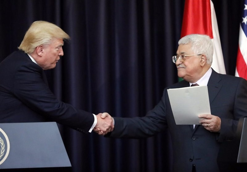 دیدار ترامپ و محمود عباس در بیت لحم