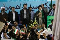حل مشکلات آب و گردوغبار از برنامههای رییسی برای خوزستان است