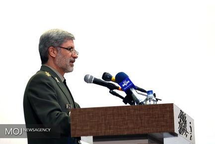 سفر وزیر دفاع به تبریز