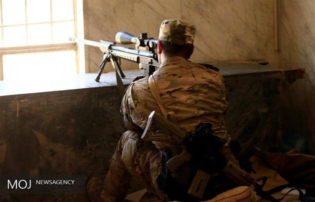عملیات نیروهای ارتش و مردمی عراق علیه داعش در استان دیالی