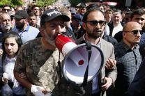 پاشینیان برای پذیرفتن نخست وزیری اعلام آمادگی کرد