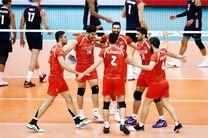 حریفان دور مقدماتی تیم ملی والیبال مشخص شد
