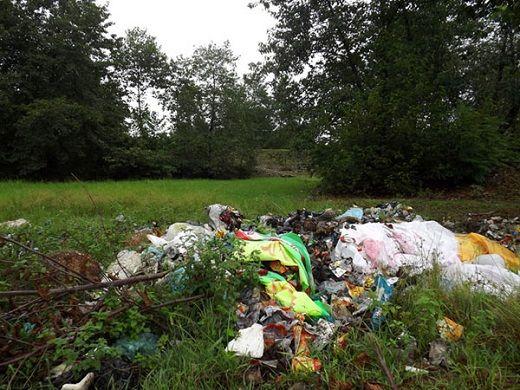 زباله بهراحتی در سطح جنگلها و طول نوار ساحلی مازندران رهاسازی میشود