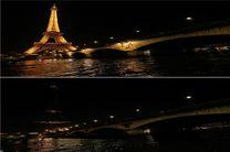 """خاموش شدن معروفترین نماد شهرهای جهان برای """"ساعت زمین""""+ تصاویر"""
