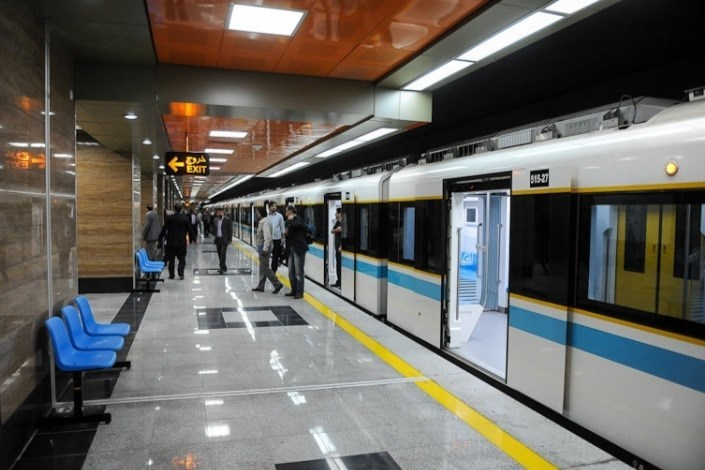 خط 7 متروی تهران افتتاح شد