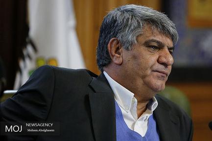 ابراهیم امینی نایب رییس شورای شهر تهران