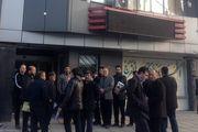دکه دارها در اعتراض، شرکت ساماندهی اصناف به فکر مبارزه با فروش تمساح!