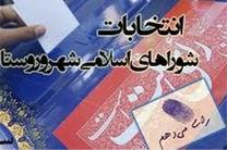 گزارش ستاد انتخابات از ثبت نام انتخابات شوراها تا ساعت ۱۹:۳۰