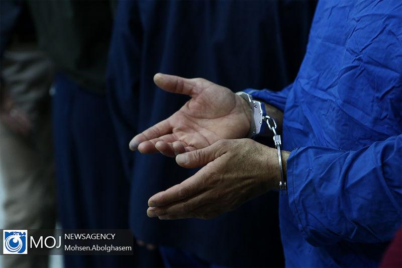 انهدام باند سارقان مامورنما در تهران/ سرقت از اتباع خارجی