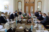 دیدار و گفتگو وزیر خارجه عراق با ظریف